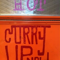 Photo taken at Curry Up Now by David L. on 6/12/2012