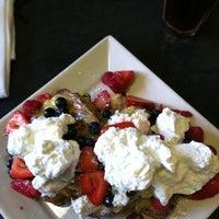 Photo taken at Portage Bay Cafe & Catering by Jen E. on 10/1/2011