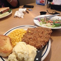 Photo taken at IHOP by Jemel C. on 5/12/2012