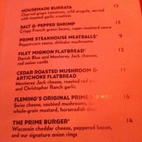Photo taken at Fleming's Prime Steakhouse & Wine Bar by Rachel E. on 6/12/2012