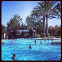 Photo taken at Flintridge Pool by Matt on 6/9/2012