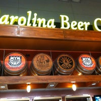 Photo taken at Carolina Beer Company by Kelly P. on 4/1/2012