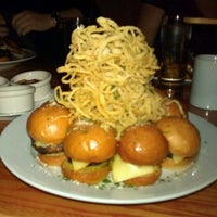 Photo taken at Matchbox Vintage Pizza Bistro by Sue L. on 11/19/2011