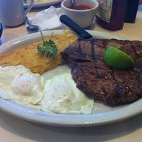 Photo taken at Dannys Restaurant by Isabella V. on 2/8/2011