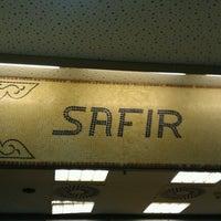 Photo taken at Safir by Ruben V. on 12/10/2011
