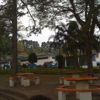 Photo taken at Clube de Lazer Safira by Ariadne C. on 7/30/2011