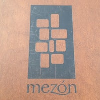 Photo taken at Mezon Tapas Bar & Restaurant by Juan P. on 4/14/2012