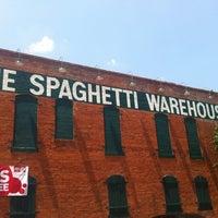Photo taken at Spaghetti Warehouse by Danae D. on 6/9/2012