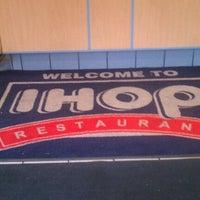 Photo taken at IHOP by Richard P. on 10/14/2011