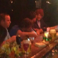 "Photo taken at Seville Quarter Oyster Bar by Ramsey ""ANYDAYDJ.com"" C. on 10/31/2011"