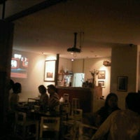 Photo taken at Hayan gallery cafe' by Kriang 3. on 2/15/2012