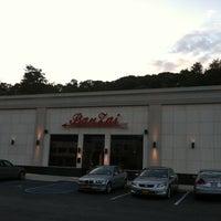 Photo taken at Banzai Hibachi Steakhouse by Jin C. on 9/10/2011