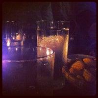 Photo taken at Oriental Sake Bar Yu-Zen by e_ting on 4/19/2012