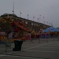 Photo taken at York Fairgrounds & Expo Center by Carrie R. on 9/9/2011