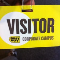 Photo taken at Best Buy Corporate HQ by Dani L. on 10/12/2011