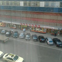 Photo taken at SORAT Hotel Ambassador Berlin by Ron S. on 3/20/2012