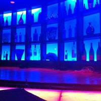 Photo taken at Blue Martini by JT T. on 3/8/2012