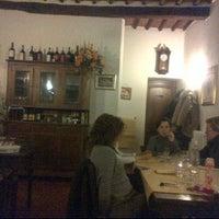 Photo taken at Quei 2 - Bar Ristorante Gastronomia by Angelo R. on 2/24/2012