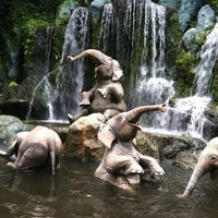 Photo taken at Jungle Cruise by Katrina Eireen M. on 9/8/2012