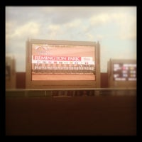 Photo taken at Remington Park Racetrack & Casino by Zac M. on 4/20/2012
