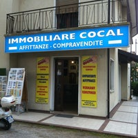 Photo taken at Agenzia Cocal by 🐚Michela 🌺 on 4/29/2012