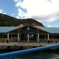 Photo taken at St. Thomas - St. John Ferry by Darron M. on 3/11/2012