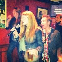 Photo taken at Oldcastle Pub by Nick J. on 4/21/2012
