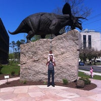Photo taken at Peabody Museum of Natural History by Domingos F. on 4/29/2012