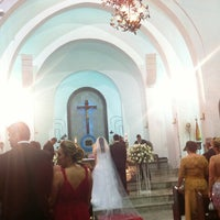 Photo taken at Paroquia Santo Cura D'Ars by Jose Eduardo V. on 3/31/2012