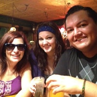 Photo taken at Sticks Bar by Manny G. on 8/31/2012