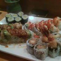 Photo taken at Yama Sushi by Marco C. on 9/7/2012