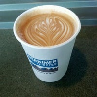 Photo taken at Herkimer Coffee by Zach M. on 6/3/2012