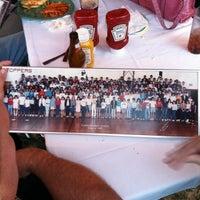 Photo taken at Cabanas Island Restaurant by Robert G. on 8/12/2012