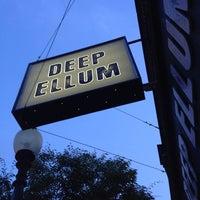 Photo taken at Deep Ellum by Joe C. on 7/14/2012