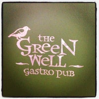 Photo taken at Green Well Gastro Pub by Jeremy K. on 8/26/2012