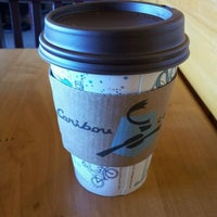 Photo taken at Caribou Coffee by Debra J. on 4/5/2012