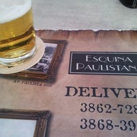 Photo taken at Boteco Paulistano by Paulo S. on 7/1/2012