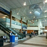 Photo taken at Halifax Stanfield International Airport (YHZ) by Igor S. on 8/29/2012