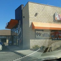 Photo taken at Dunkin' Donuts by Gabriella p. on 4/6/2012