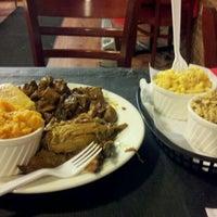 Photo taken at 3BROS Butcher BBQ by Mizy K. on 2/6/2012