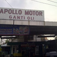 Photo taken at Apollo Motor by Erich J. on 5/10/2012
