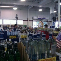 Photo taken at Tower Liquors by Sergio S. on 5/5/2012