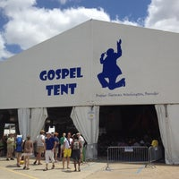 Photo taken at New Orleans Jazz and Heritage Festival by Austin L. on 4/28/2012