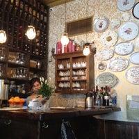 Photo taken at Saro Bistro by Luca R. on 3/10/2012