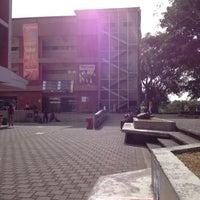 Photo taken at Universidad de Costa Rica by Eugenia A. on 4/17/2012