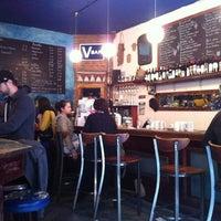 Photo taken at Vbar by Juston P. on 3/29/2012