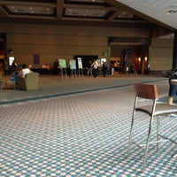 Photo taken at Boise Centre by Kenyon V. on 6/8/2012