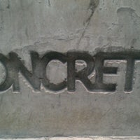 Photo taken at Concrete by Sam C. on 7/26/2012