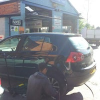 Photo taken at Martins Tyres by Stephen M. on 9/7/2012