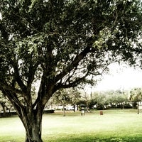 Photo taken at Plantation Veterans Memorial Park by Terence on 1/17/2012